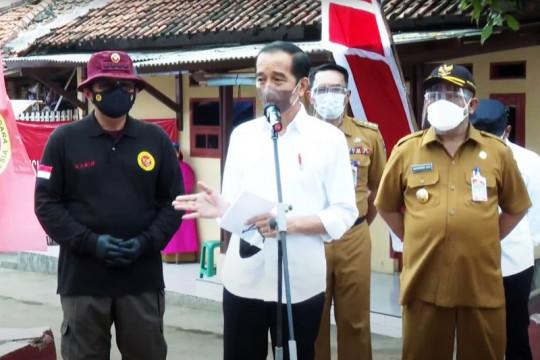 BIN lanjutkan vaksinasi pelajar dan masyarakat 10 provinsi