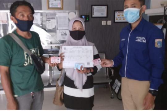 Sudin Dukcapil cetak ulang dokumen korban kebakaran Kampung Melayu