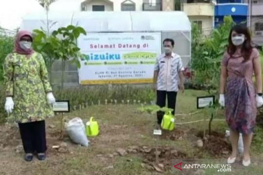 """KLHK resmikan fasilitas """"greenhouse"""" pertama di sekolah dasar"""