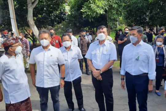 BPJAMSOSTEK vaksinasi pekerja pariwisata di Bali