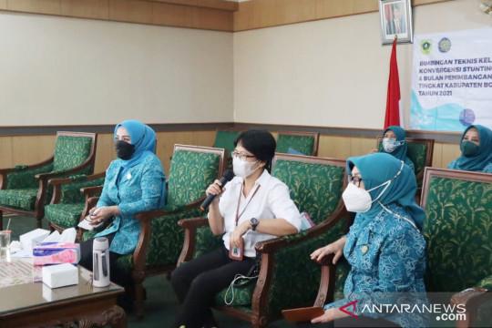 Dinkes Bogor catat 51.370 balita alami masalah gizi