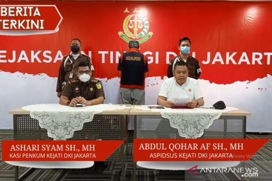 Kejati DKI tangkap buronan kasus korupsi penyaluran KUR