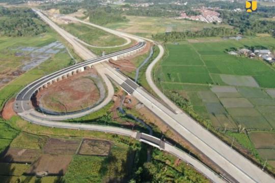 WIKA ungkap tiga proyek infrastrukturnya akan rampung semester II 2021
