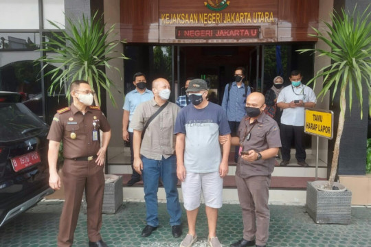 KPK bantu Kejati DKI tangkap buronan kasus korupsi penyaluran KUR