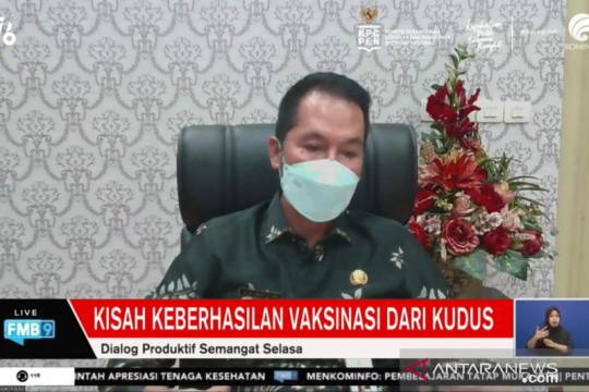 "Kolaborasi ""Jogo Tonggo"" tekan lonjakan COVID-19 di Kabupaten Kudus"