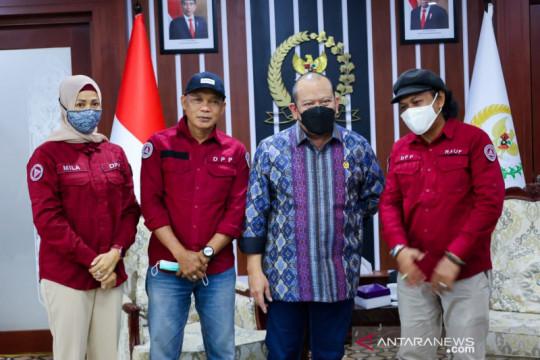 Ketua DPD RI dukung purna pekerja migran jadi pengusaha baru