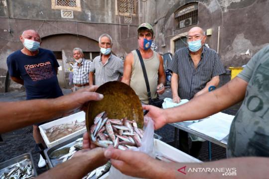 Italia akan wajibkan suntikan vaksin COVID untuk semua