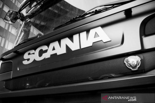 Scania hentikan produksi truk di tiga pabrik Eropa