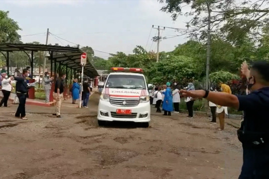640 dokter di Indonesia gugur akibat COVID-19