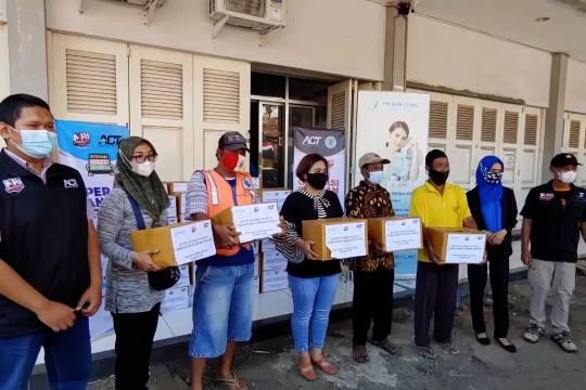 ACT Pekalongan bantu warga terdampak PPKM