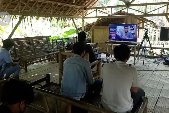 Dorong transaksi digital, BI Banten sosialisasikan penggunaan QRIS