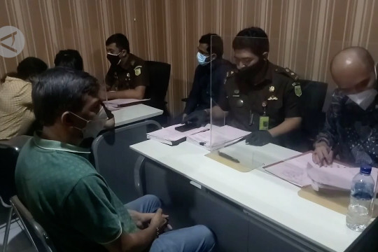 Kejari Kota Tangerang terima kasus penyelundupan 7 WNA India