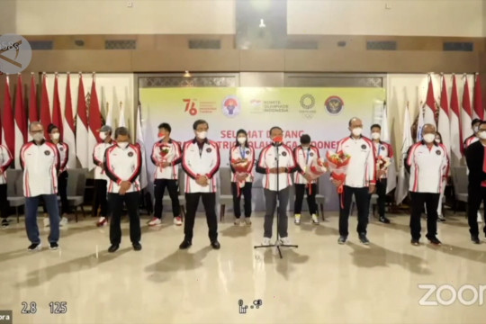 Menpora: Kontingen Indonesia pada Olimpiade Tokyo harus karantina