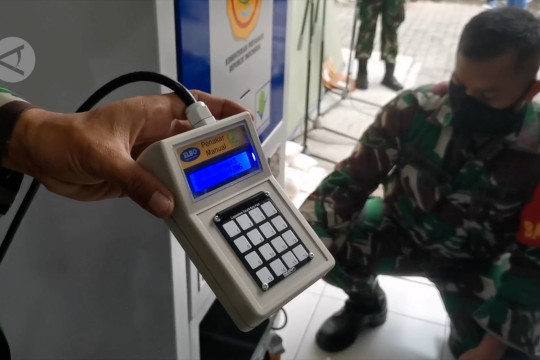 Mentan berikan bantuan ATM beras ke Pemkot Solo