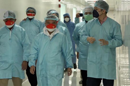 Vaksin Etana asal Indonesia masuk uji fase 3