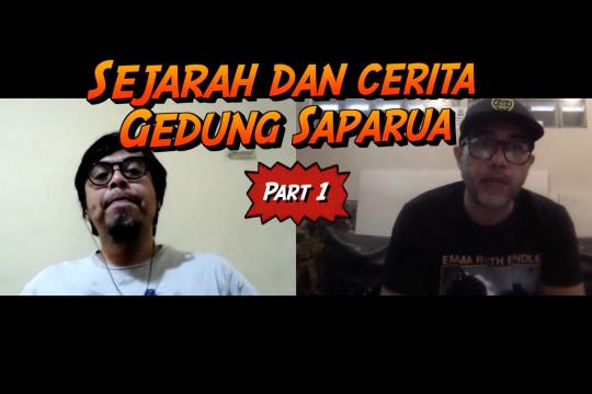 BeRISIK - Gelora Magnumentary dan simbol rock Bandung (Bagian 1 dari 3)
