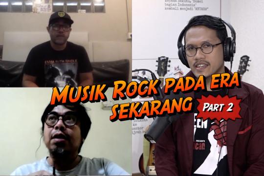 BeRISIK - Gelora Magnumentary dan simbol rock Bandung (Bagian 2 dari 3)