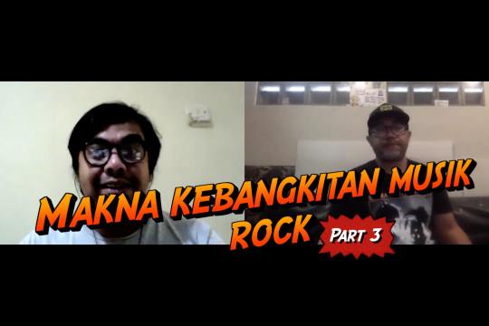 BeRISIK - Gelora Magnumentary dan simbol rock Bandung (bagian 3 dari 3)