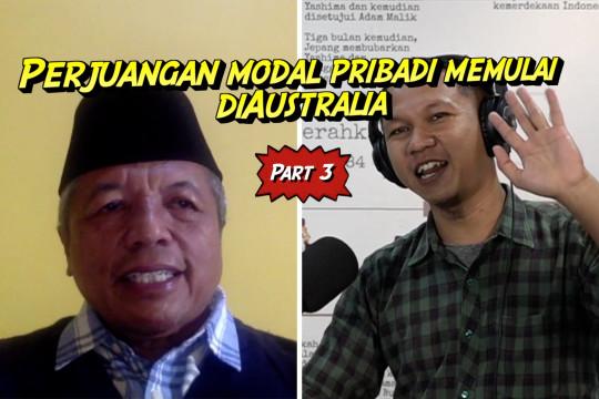 """Cerita dari Selatan - Gusrizal, Pejuang """"Bahasa Indonesia"""" di Australia (bagian 3 dari 3)"""