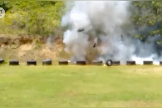Bom lontong teroris Poso dimusnahkan Detasemen Gegana