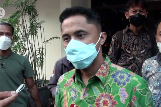 Hengky Kurniawan mengaku tak terlibat pengadaan bansos