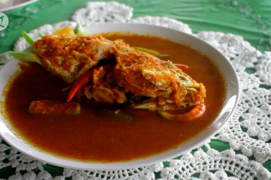 Melirik bisnis masakan nusantara, ikan kakap asam padeh