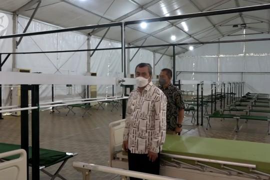 Partisipasi lembaga jasa keuangan dalam penanganan COVID-19 di Riau