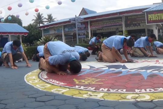 Remisi HUT RI untuk narapidana di berbagai daerah di Indonesia