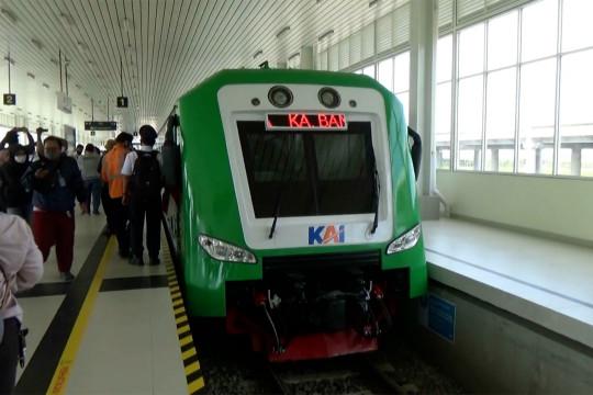 KAI Yogyakarta uji KA Bandara YIA