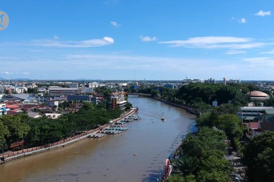 Kabupaten dan kota sepakat kelola Sungai Martapura
