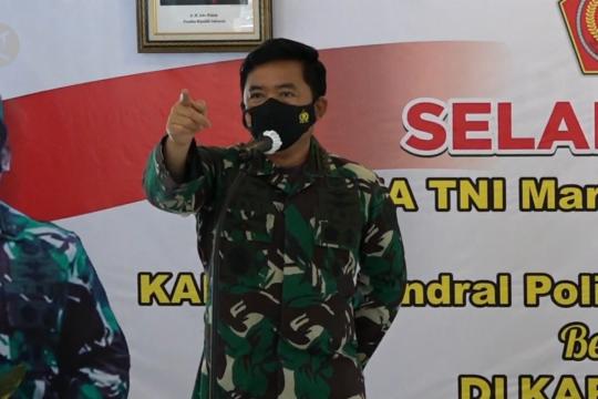 Panglima TNI evaluasi PPKM di Sleman