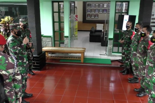 Panglima TNI pastikan kesiapan pengoperasian Silacak