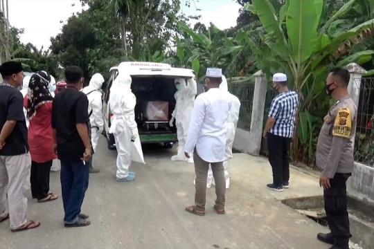 Pemerintah Kota Langsa tekan angka kasus COVID-19