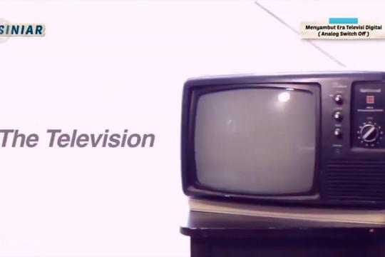 Dampak migrasi TV digital bagi perluasan jaringan internet