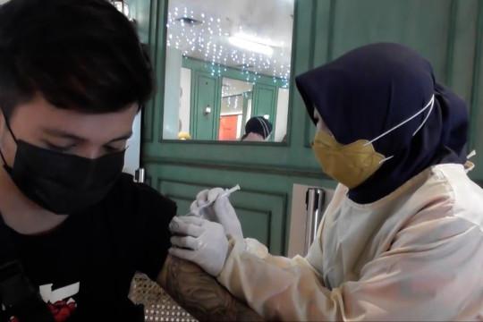 Geliatkan perekonomian, vaksinasi sasar pekerja mal di Semarang