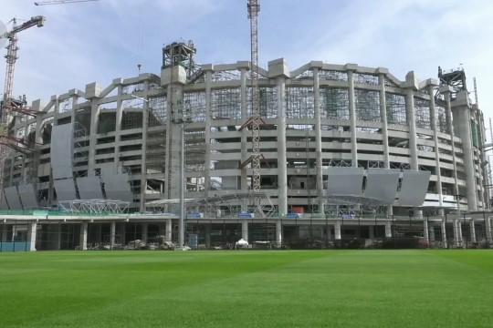 Jakpro: Pembangunan Stadion JIS 68,04 persen