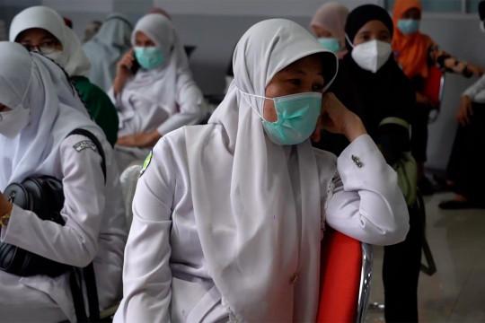 Pakta integritas jadi syarat mendapat suntikan vaksin dosis ke-3