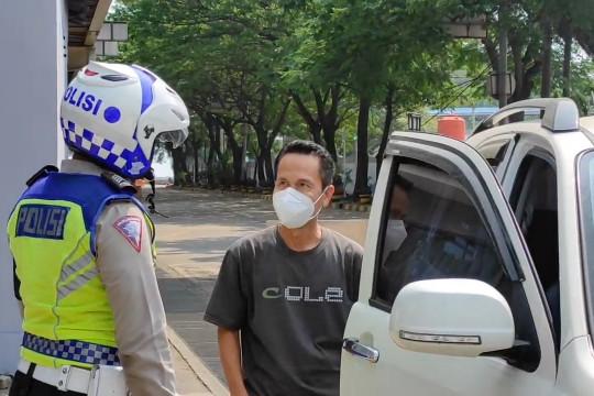 Polda Banten masih perketat penyeberangan penumpang di Pelabuhan Merak