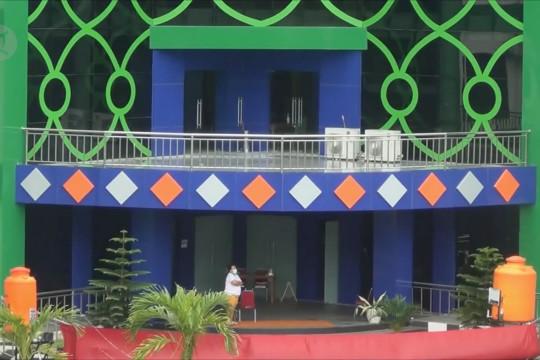 Dua rumah sakit lapangan di Ambon ditutup