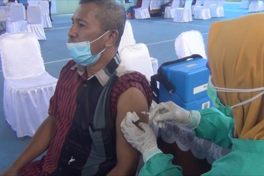OJK Maluku sasar vaksinasi ke 1.600 pelaku jasa keuangan