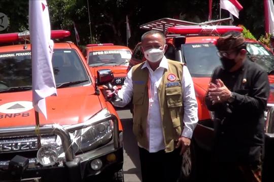 Perkuat prokes Bali, Ketua Satgas COVID-19 luncurkan mobil masker