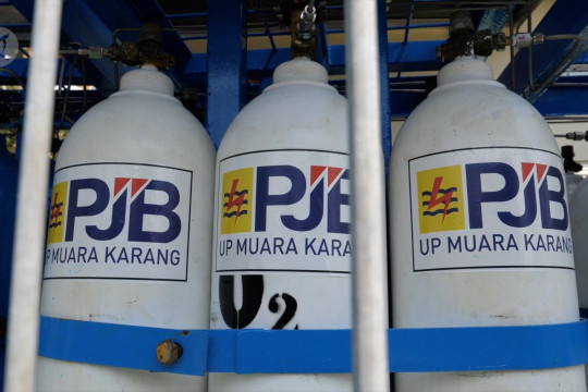 PLN siap produksi 2 ton oksigen medis per hari