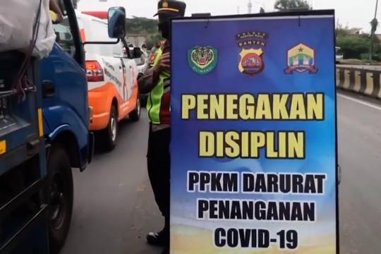Polri: Operasi Aman Nusa II berakhir pukul  24:00
