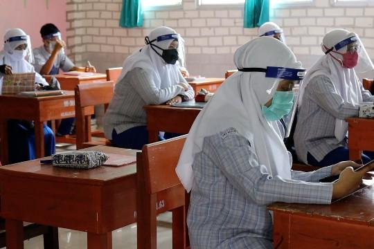 1.600 pelajar SMA di Kalbar putus sekolah akibat pandemi COVID-19