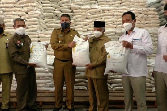 Pemkab Malang salurkan 2.000 ton beras ke 200 ribu KPM