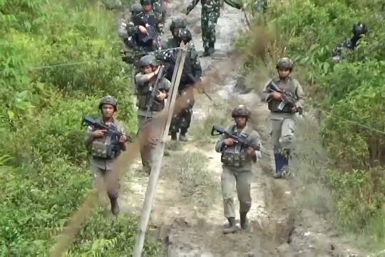 Satgas Madago Raya persempit ruang gerak DPO teroris Poso