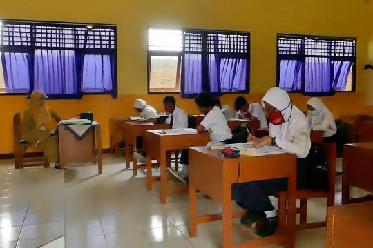 Seluruh SD dan SMP di Temanggung siap laksanakan PTM