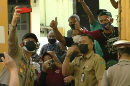 Kapolresta Malang Kota kampanyekan isoter bukan penjara