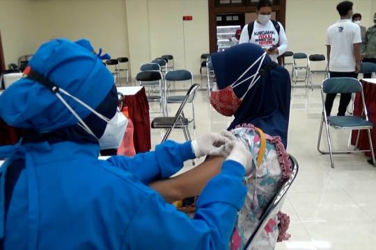 Yogyakarta canangkan vaksinasi 1.100 ibu hamil di tahap awal