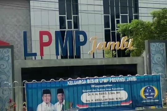 Gedung LPMP Jambi dijadikan rumah isolasi terpusat